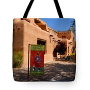 A Visit To The Museum Tote Bag