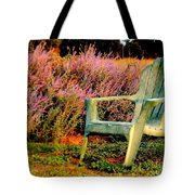 A Visit With Heather Tote Bag