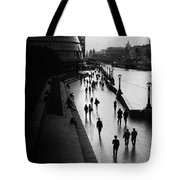 A Walk Along The Thames Tote Bag