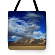 A Walk In The Desert Tote Bag