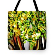A Walk In The Magic Garden Tote Bag