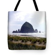 A Walk In The Mist Tote Bag
