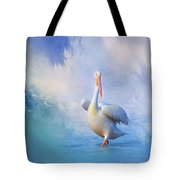 A Walk On Water Tote Bag