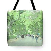 A Walk Through Central Park Tote Bag