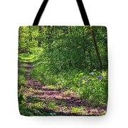 A Walk Through The Bluebells Tote Bag