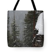 A Walk Through Winter Tote Bag