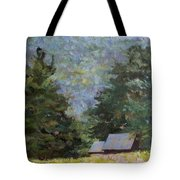 A Walk To Great Meadow Tote Bag