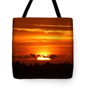 A Warm Goodnight Tote Bag