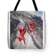 A Warm Winter2 Tote Bag