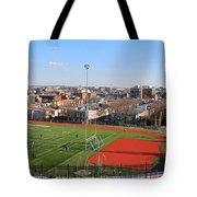 A Washington View From Cardoza High School Tote Bag