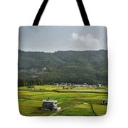 A Watcher In The Hill Tote Bag