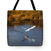 A Water Ballet Tote Bag