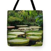 A Water Garden Tote Bag