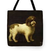 A Water Spaniel Tote Bag