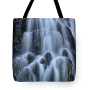 A Waterfall In Iceland Tote Bag
