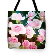 A Wave Of Light Tote Bag