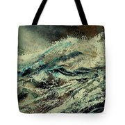 A Wave Tote Bag