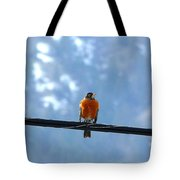A Welcome Sign Tote Bag