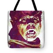 A Werewolf In London Tote Bag