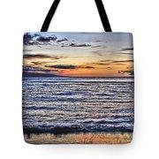 A Western Maui Sunset Tote Bag