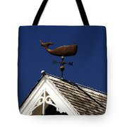 A Whale Of A House Tote Bag