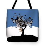 A Will To Live Tote Bag