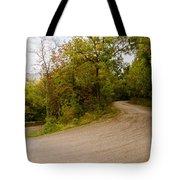 A Winding Road 2  Tote Bag