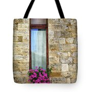 A Window In Florence Tote Bag