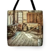 A Window To The Past Tote Bag