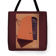 A Window With Shutter, Tortola Tote Bag