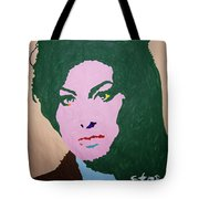 A J Winehouse Tote Bag