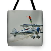 A Wing And A Prayer Tote Bag