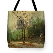 A Winter Day Tote Bag