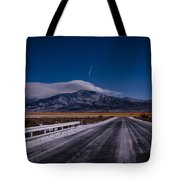 A Winters Meteor Tote Bag