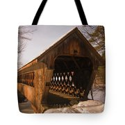 A Winters Walk Tote Bag