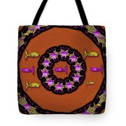 A Wish For A Fish Ocean Peace Tote Bag