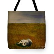 A Wolf Story Tote Bag
