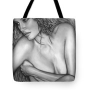 A Womans Beauty Tote Bag