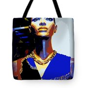 A Womans Strength Tote Bag