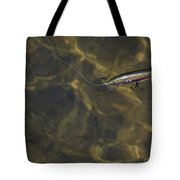 A Working Lure Tote Bag