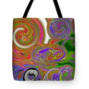 A World Of Lollipops Tote Bag