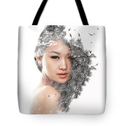 A World Within Me Tote Bag