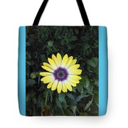 A Yellow Daisy Exhibit Tote Bag