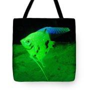 A Yellow Fish  Tote Bag