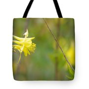 A Yellow Paradise Tote Bag