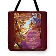 A Yoga Teacher Tote Bag by Felipe Adan Lerma