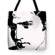 A Young Elvis Tote Bag
