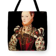 A Young Lady Aged 21 Tote Bag