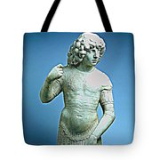 A Young Warrior, Tullio Lombardo Poster 2 Tote Bag