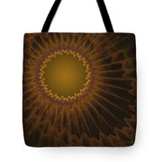 a044 Sunny Side Of The Galaxy Tote Bag